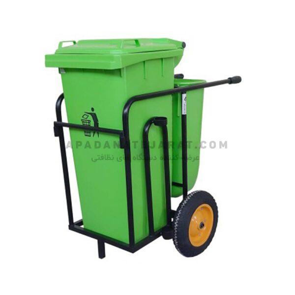 گاری حمل زباله -apadana 8350