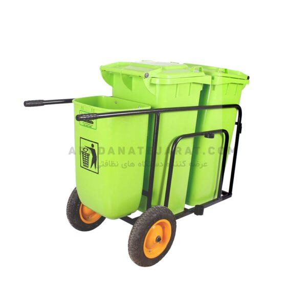 گاری حمل زباله azin 8400