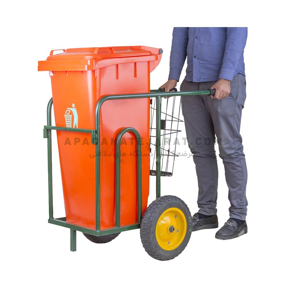 گاری حمل زباله azin 8200