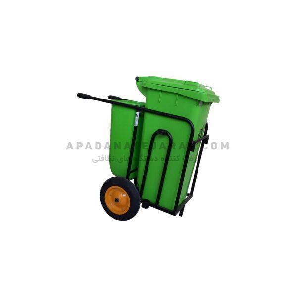 گاری حمل زباله