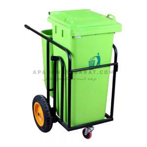 گاری حمل زباله شهرداری apadana-8300