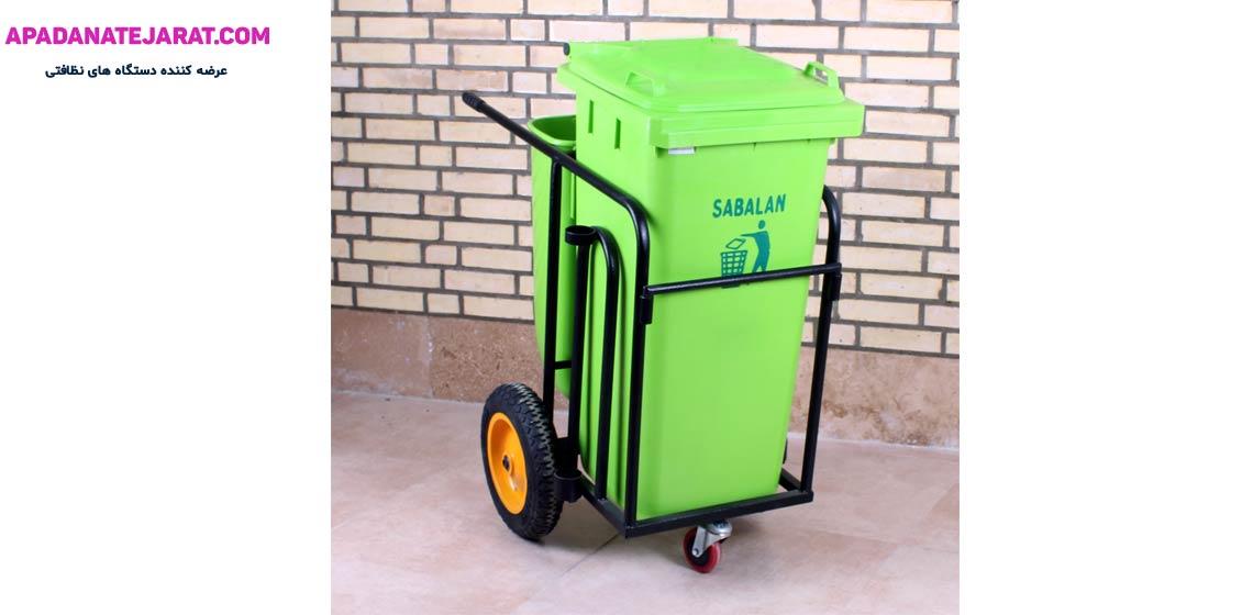 گاری حمل زباله شهرداری apadana-8350