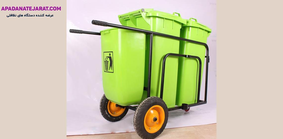 گاری حمل زباله شهرداری azin-8400