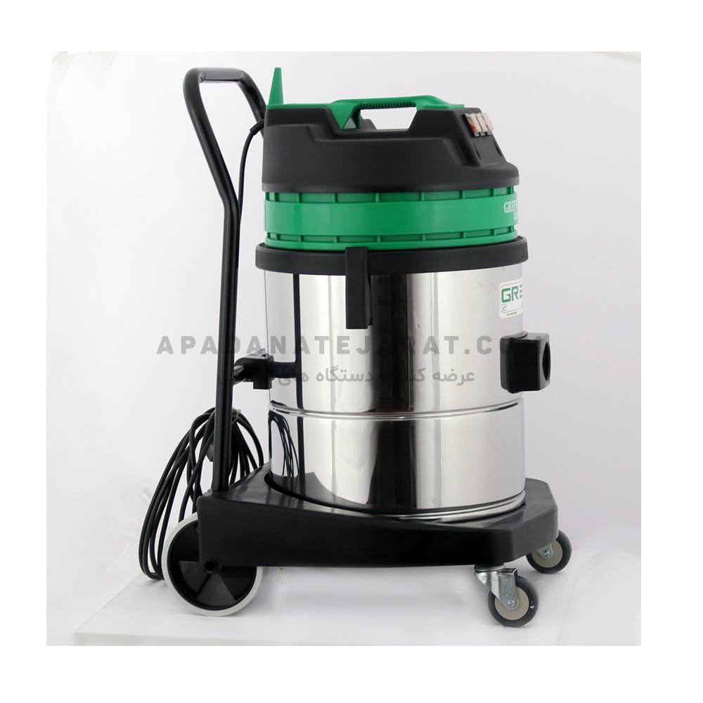 جاروبرقی ایرانی دو موتور آب و خاک Green H352