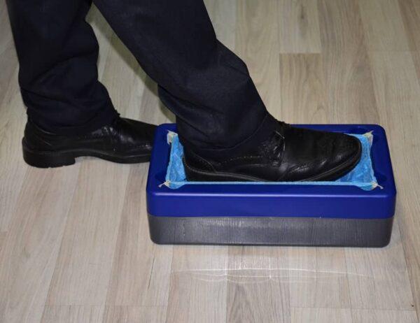 دستگاه کاور کفش مکانیکی آپادانا 304