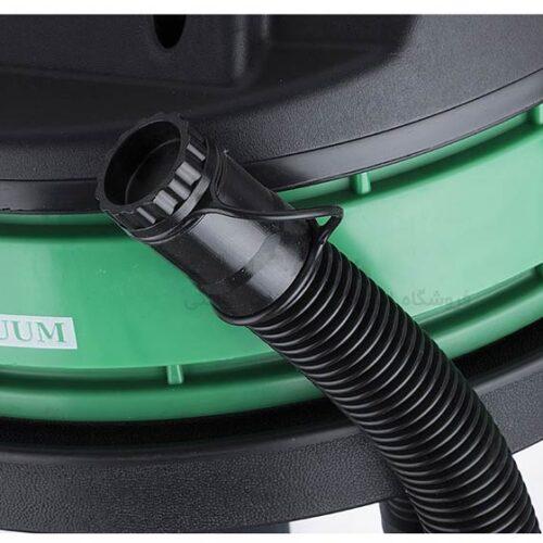 کلگی جاروبرقی صنعتی دو موتور آب وخاک
