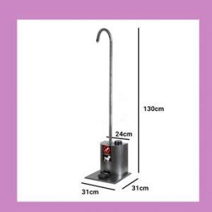 دستگاه ضد عفونی کننده پدالی 500M حجم 5 لیتر