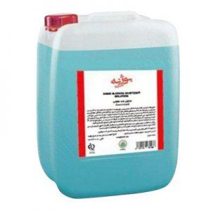 محلول و لوازم ضد عفونی کننده