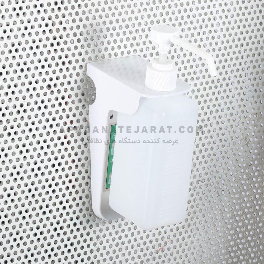 پایه دیواری بطری ضد عفونی کننده R1