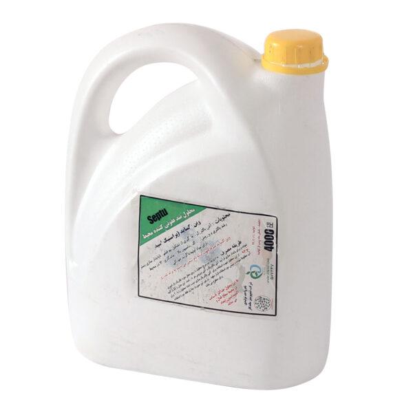 محلول ضدعفونی محیط وین اکساید (مخصوص مه پاش)