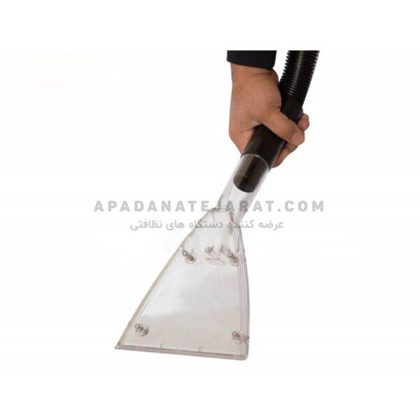 سری فرش و موکت شیشه ای مکش آب