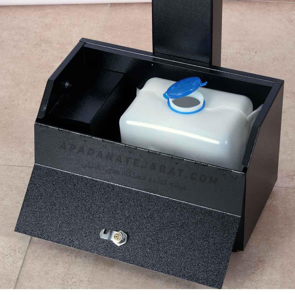 دستگاه محلول پاش الکل
