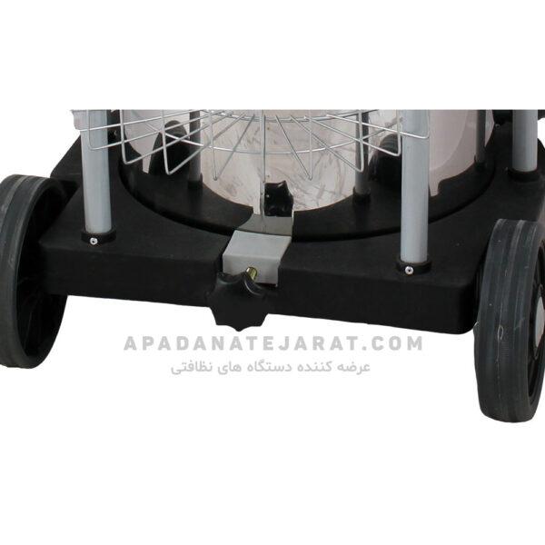جاروبرقی سه موتوره آب و خاک سوپر البرز