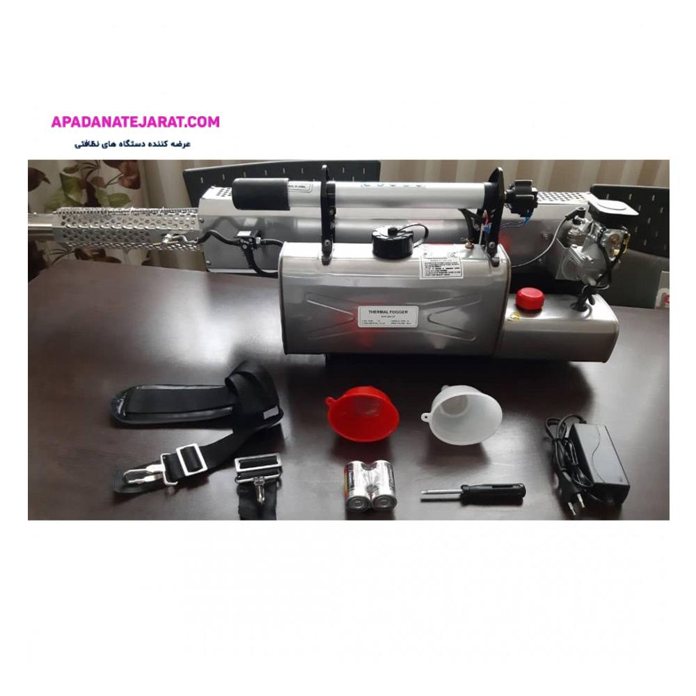 دستگاه فوگر گرم بنزینی مدل SPM