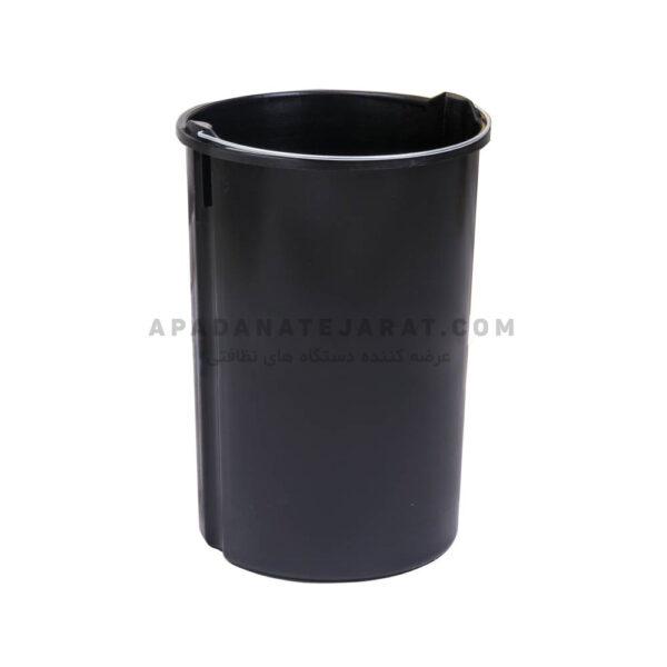 سطل پدالدار استیل 20 لیتری