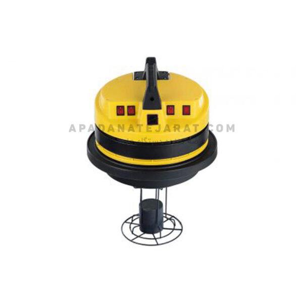 جاروبرقی صنعتی سه موتور آب و خاک ANA83wd
