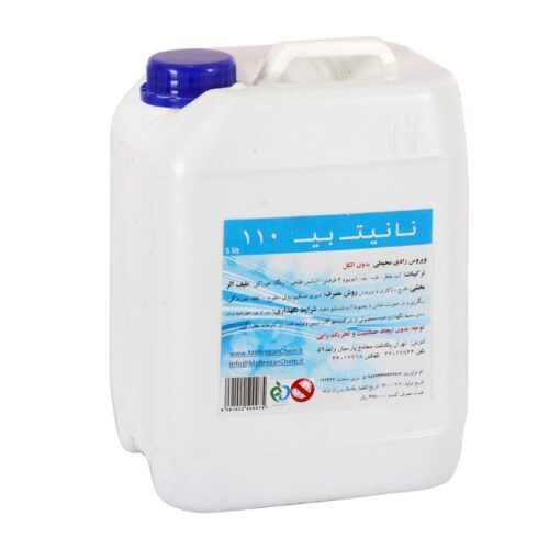 محلول ضدعفونی محیط بدون الکل Nanit